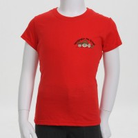 Girls Skinni Fit PE T-Shirt